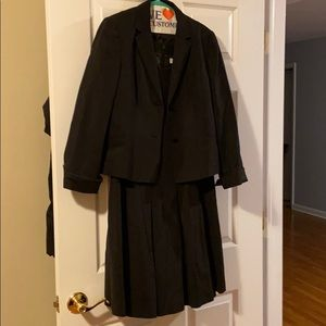 Calvin Klein Suit Dress Size 10